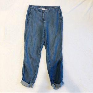 J. Jill | Tencel Blend Ankle Jeans Sz 6